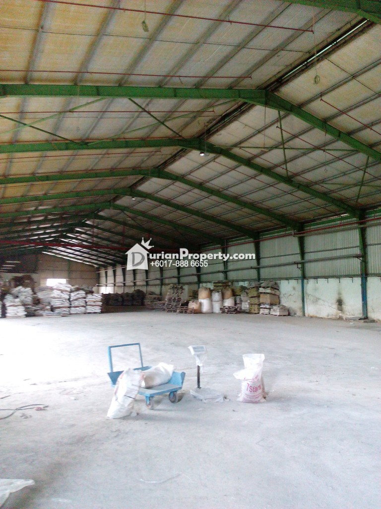 Detached Warehouse For Rent at Tanjung Dua Belas, Banting