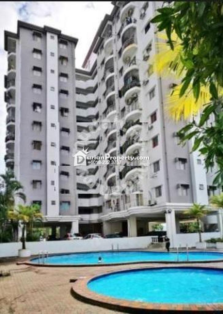 Condo For Rent at Gardenia Court, Taman Sri Gombak