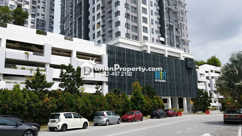 Apartment For Rent at The Wharf Residence, Taman Tasik Prima