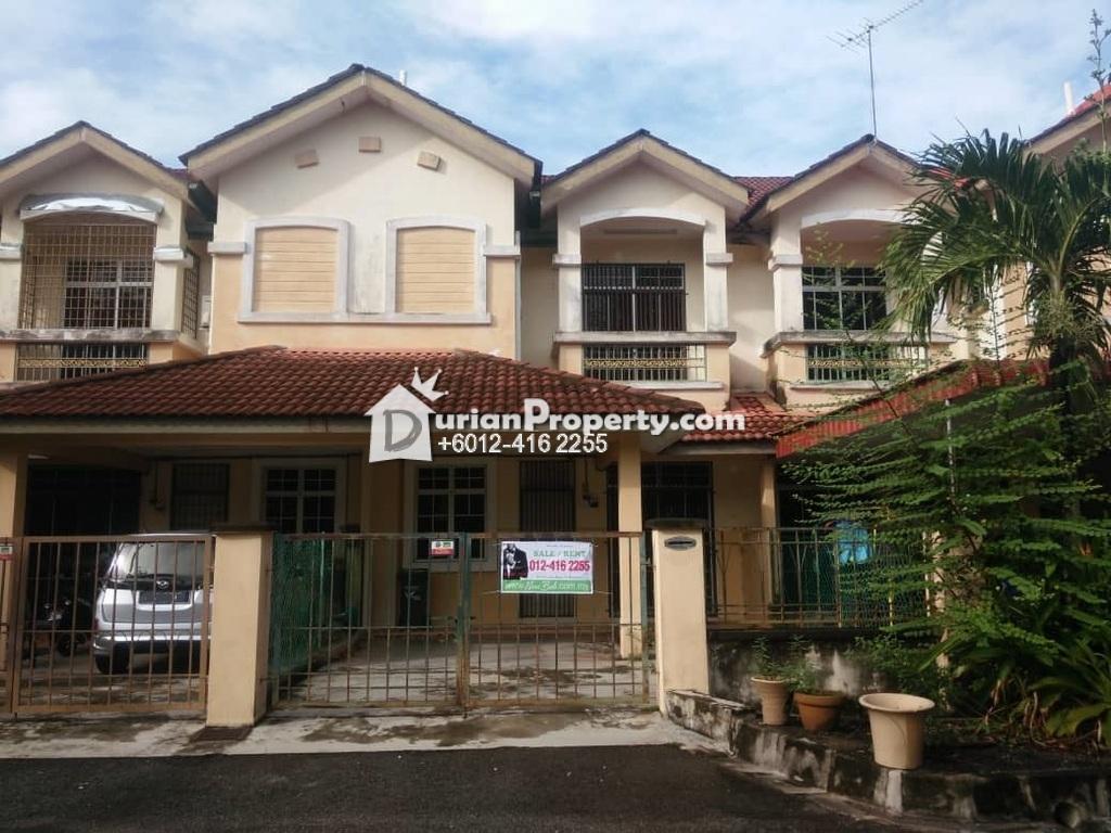 Terrace House For Rent at Bandar Laguna Merbok, Sungai Petani