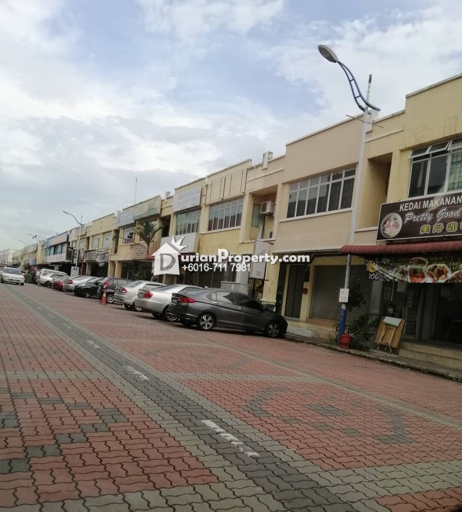 Shop For Rent at Taman Pulai Utama, Skudai