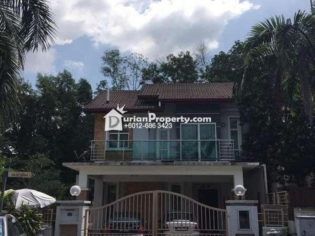 Bungalow House For Sale at Taman Sungai Sering, Batu 9 Cheras