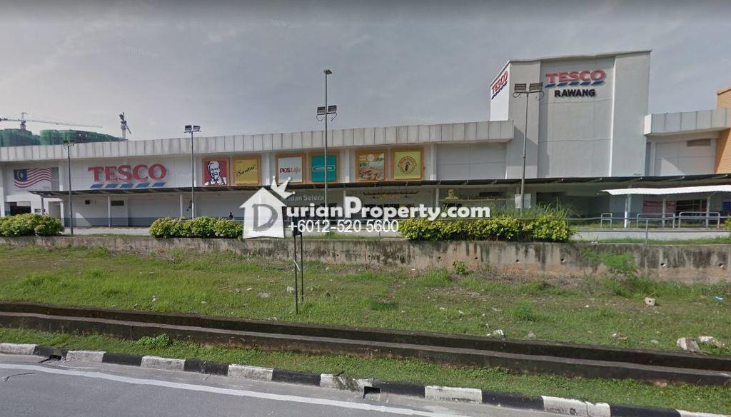 Shop Office For Auction at Taman Rawang Perdana, Rawang