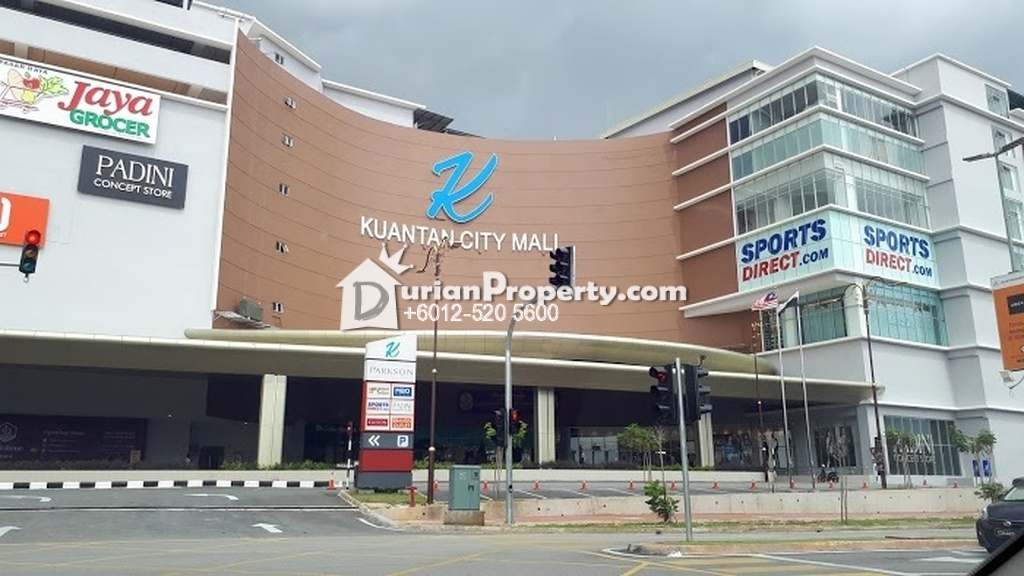Terrace House For Auction at Air Putih, Kuantan