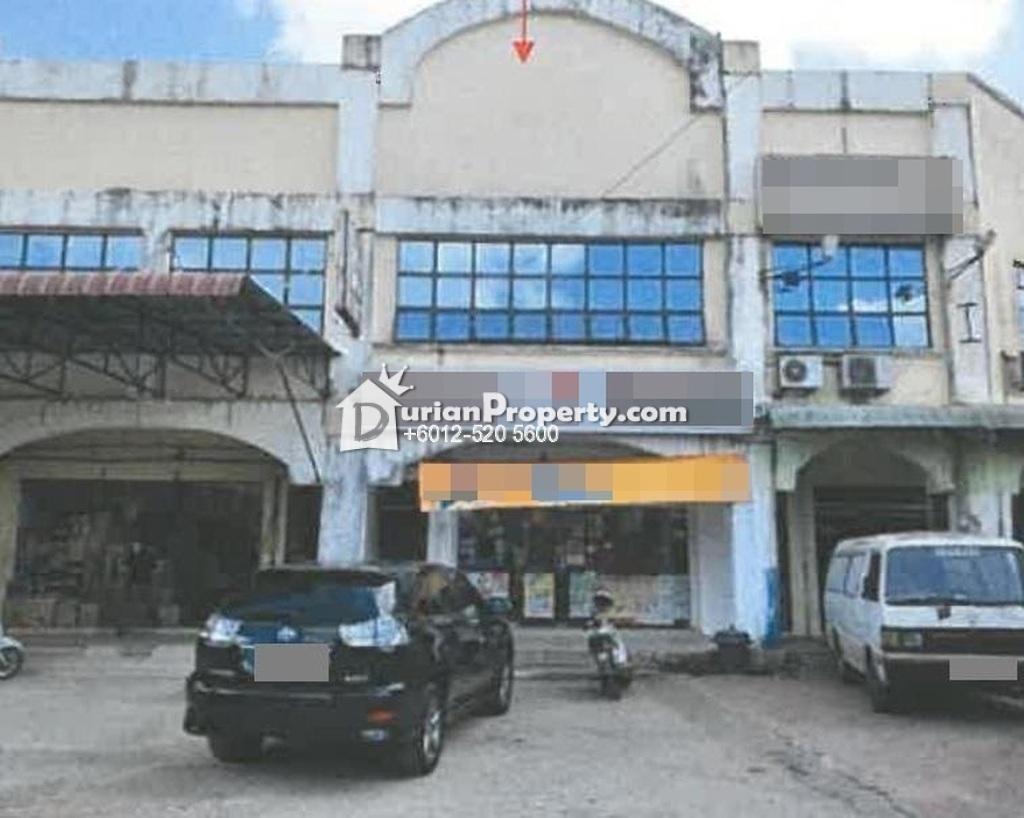 Shop For Auction at Rantau Panjang, Kota Bharu