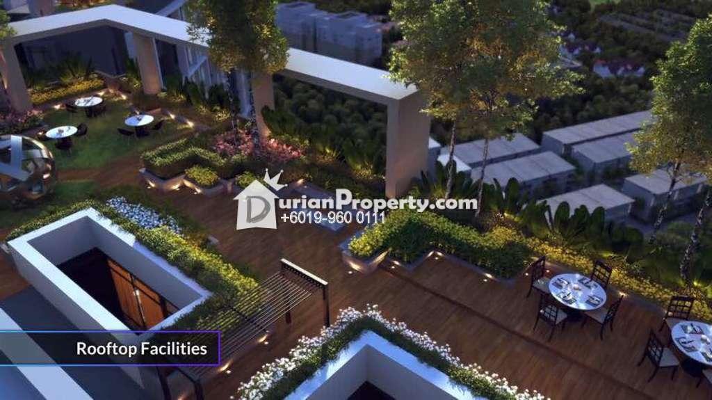 Serviced Residence For Sale at AERA Residence, Sunway Utama, Bandar Sunway