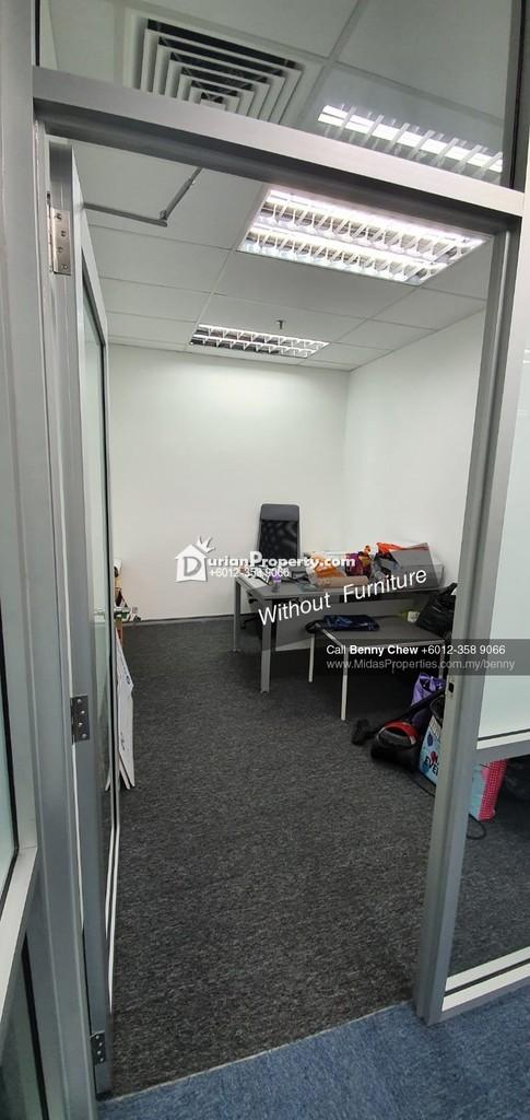 Office For Rent at Menara SuezCap, Kuala Lumpur