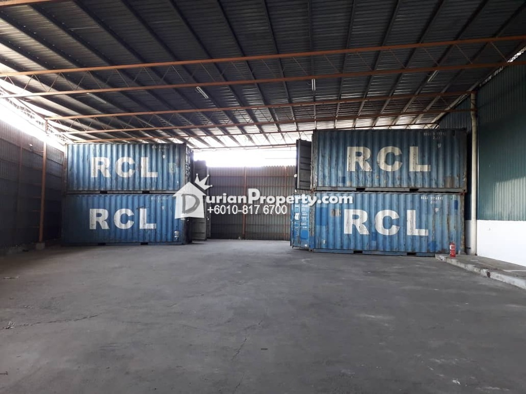 Detached Warehouse For Rent at Kolombong Industrial, Kota Kinabalu