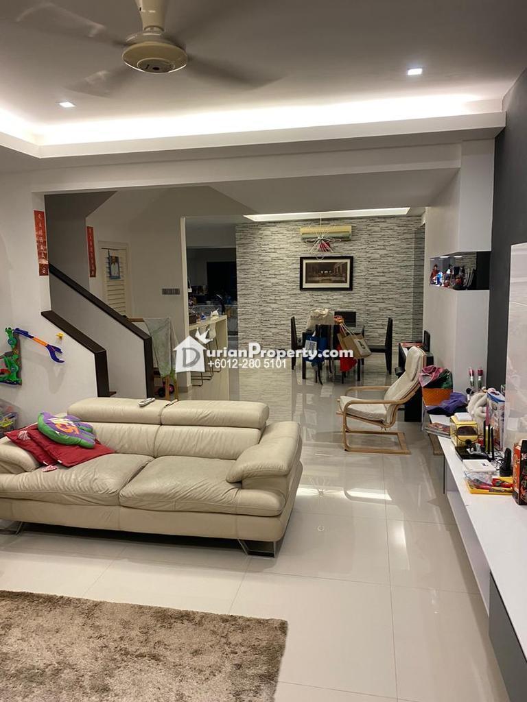 Terrace House For Sale at Safa, Desa ParkCity