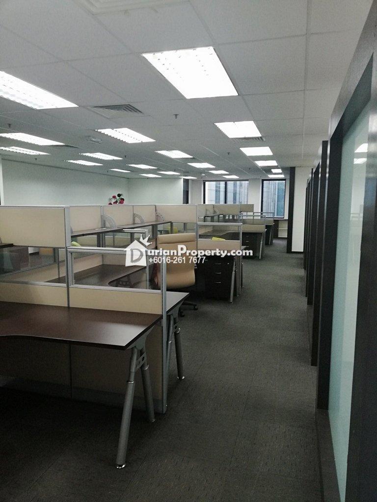 Office For Rent at Plaza OSK, KLCC