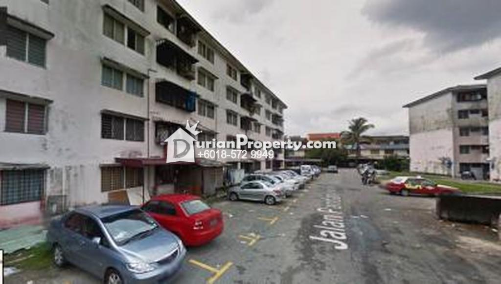Apartment For Rent at Pandan Indah Flat, Ampang