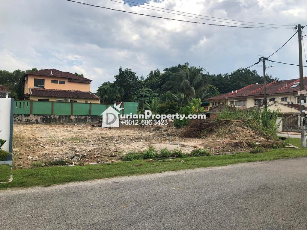 Residential Land For Sale at Taman Desa Baru, Kajang