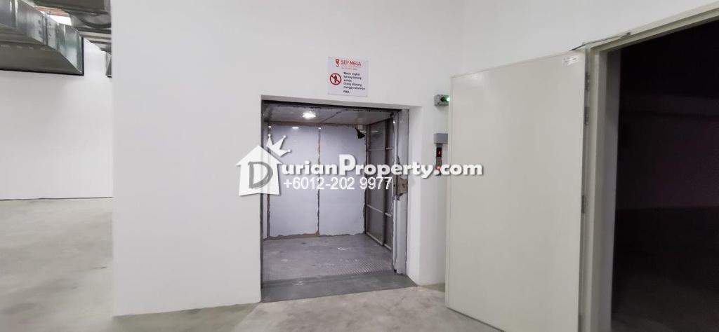 Detached Warehouse For Rent at Cheras Jaya Industrial Park, Balakong