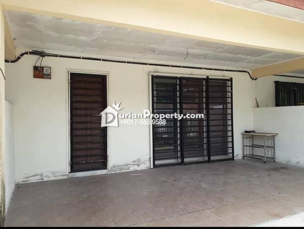 Terrace House For Sale at Desa Puteri, Rawang
