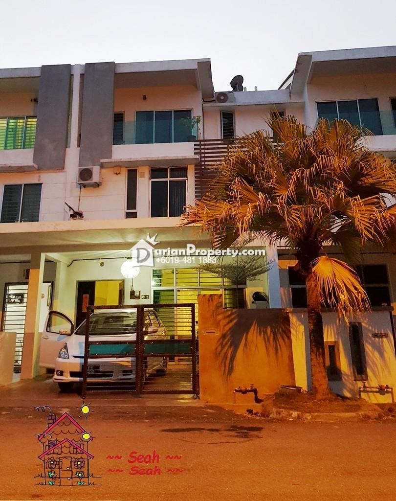 Terrace House For Sale at Taman Machang Bubok, Bukit Mertajam