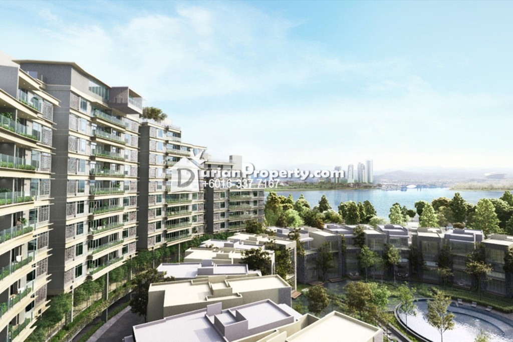 Apartment For Rent at Mirage By The Lake, Cyberjaya