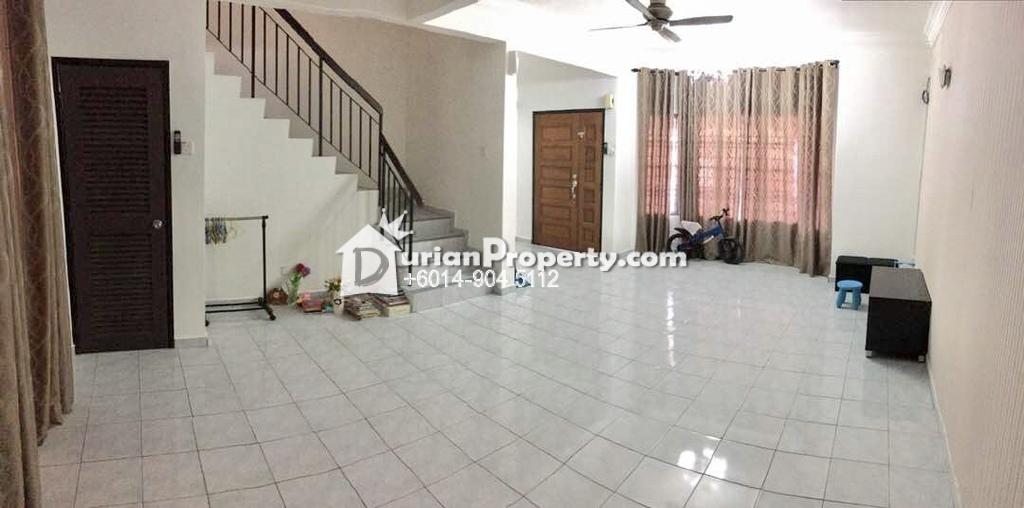 Terrace House For Sale at Desa Latania, Shah Alam