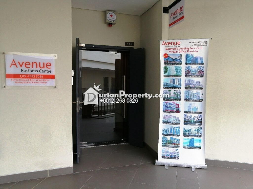 Office For Rent at Plaza Arcadia, Desa ParkCity