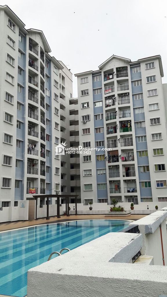 Condo For Sale at Nusa Mewah, Cheras