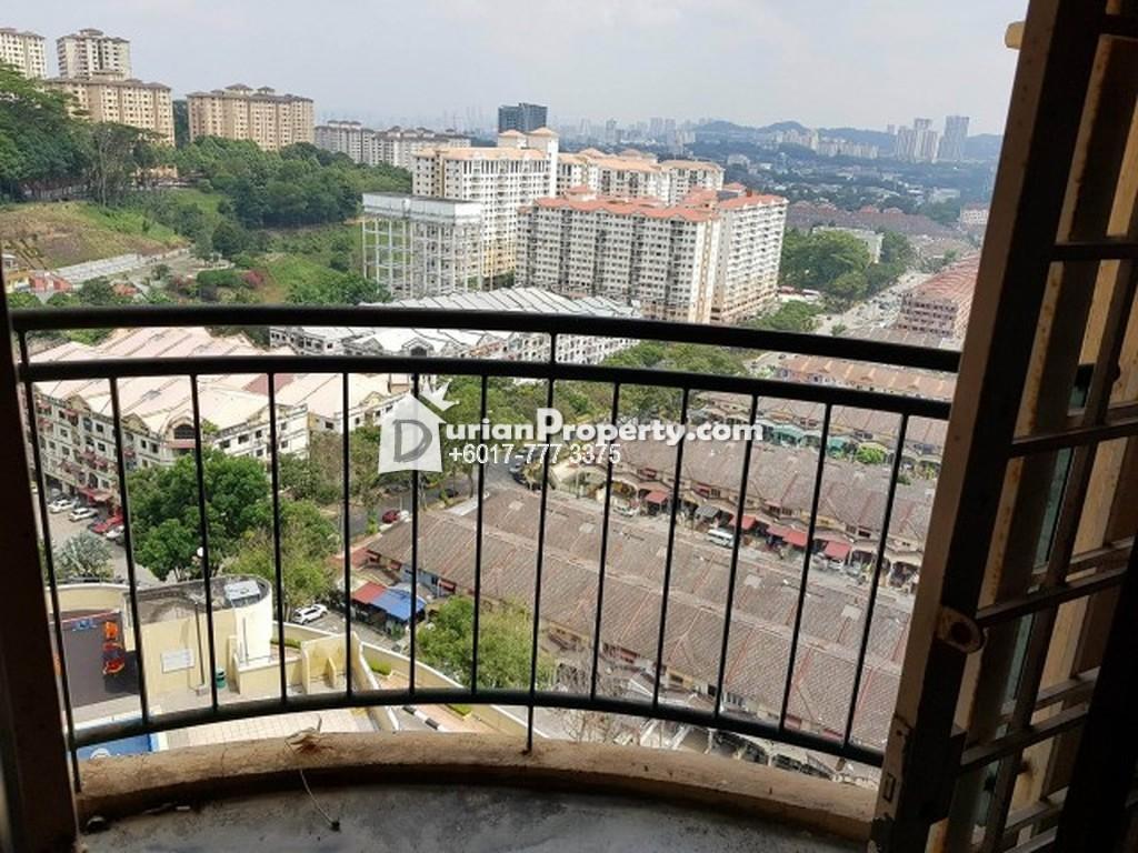 Apartment For Rent at Ixora Apartment, Kepong