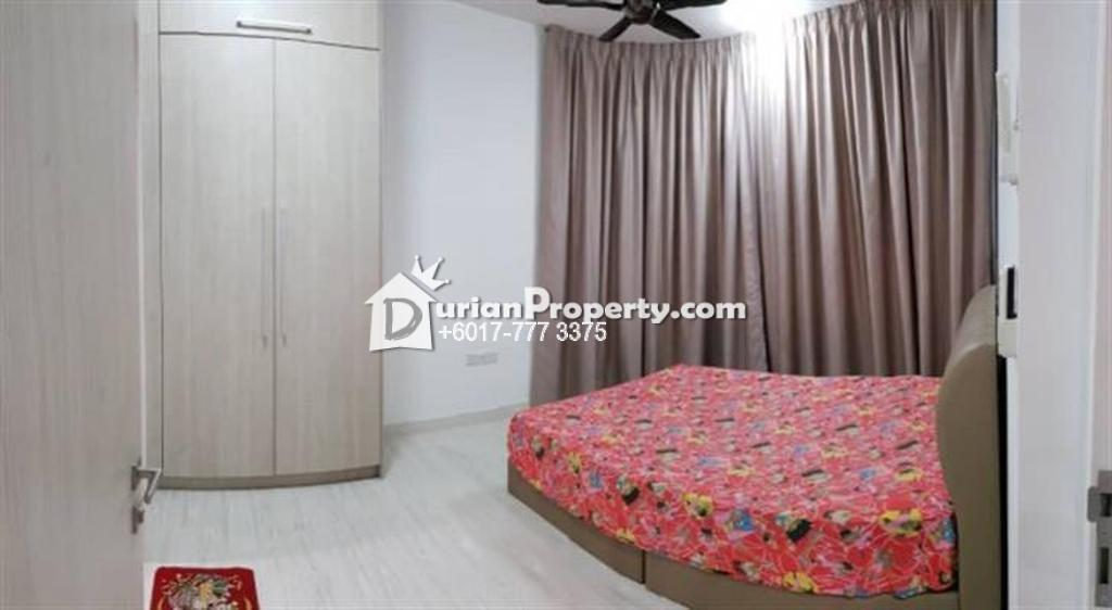 Condo For Rent at AraGreens Residences, Ara Damansara