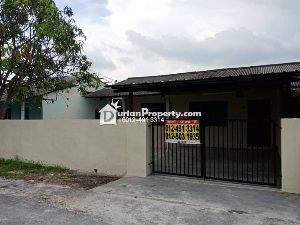 Semi D For Rent at Bestari Jaya, Selangor