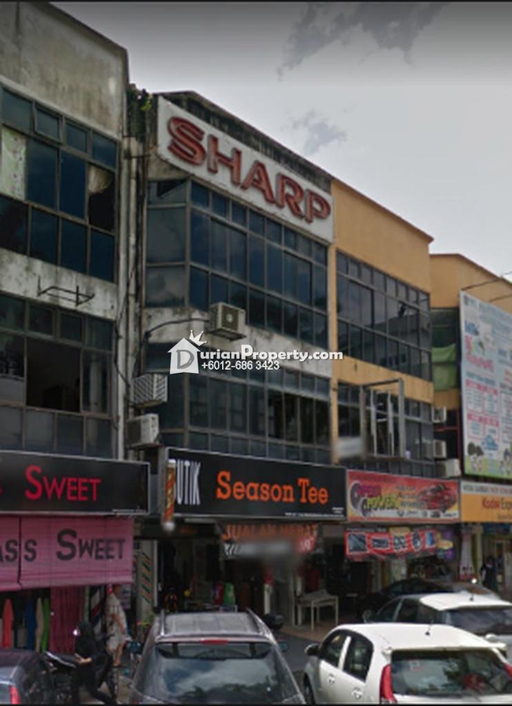 Shop Office For Sale at Taman Muda, Pandan