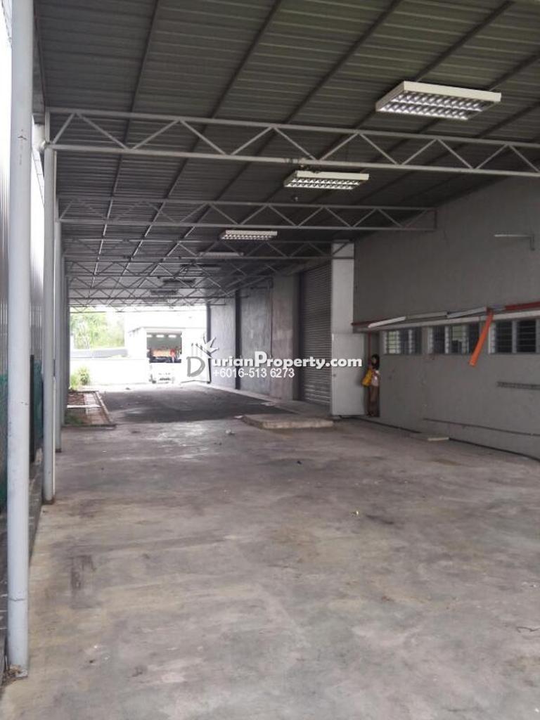 Detached Factory For Sale at Balakong Jaya Industrial Park, Balakong