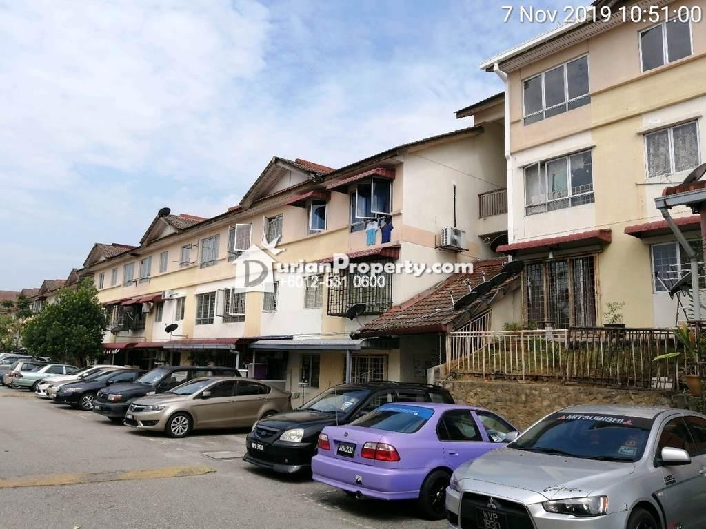 Apartment For Auction at Dahlia Apartment, Taman Bunga Raya
