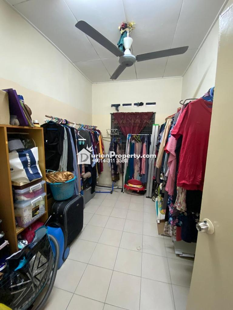 Terrace House For Sale at Taman Scientex, Pasir Gudang