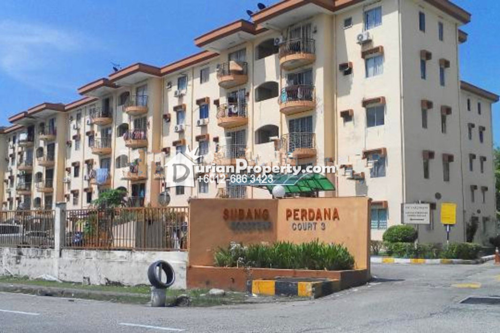 Apartment For Rent at Goodyear Court 3, USJ