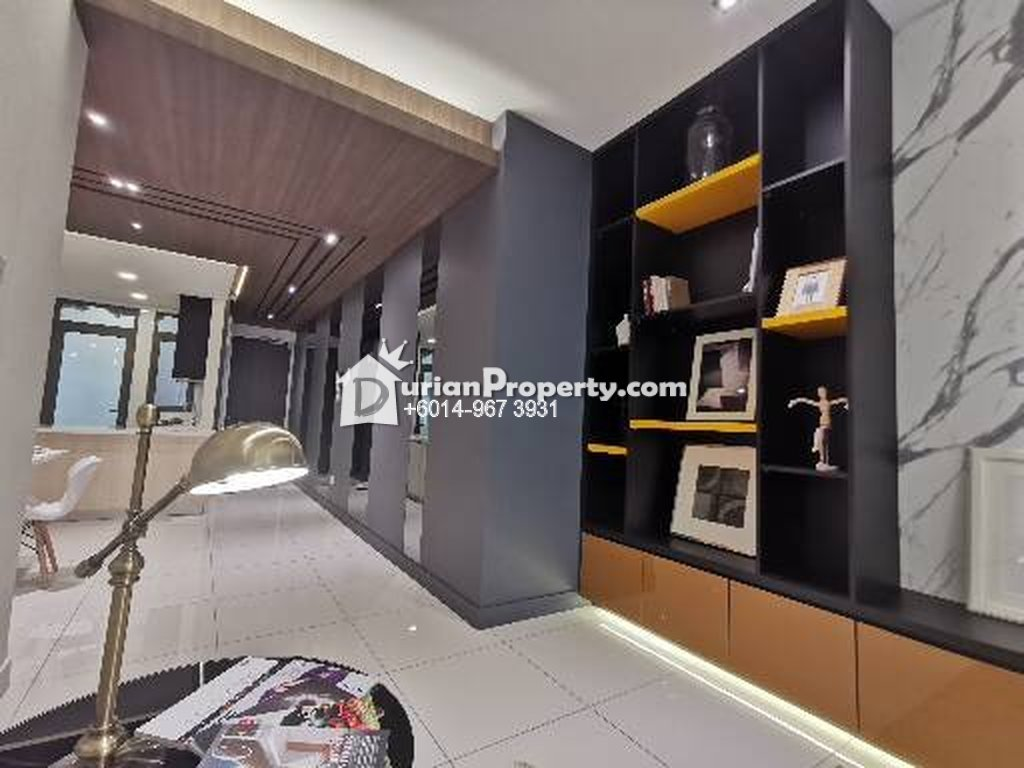 Condo For Sale at VIVO RESIDENCES @ 9 Seputeh, Old Klang Road