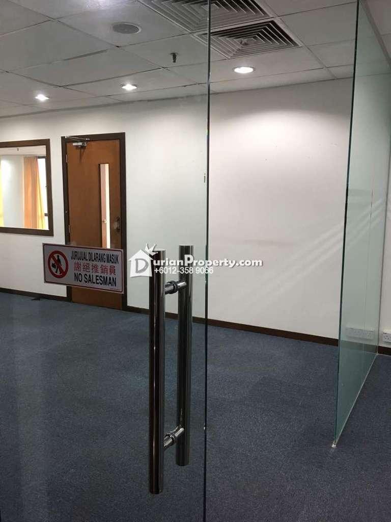Office For Rent at Menara Atlan, KLCC