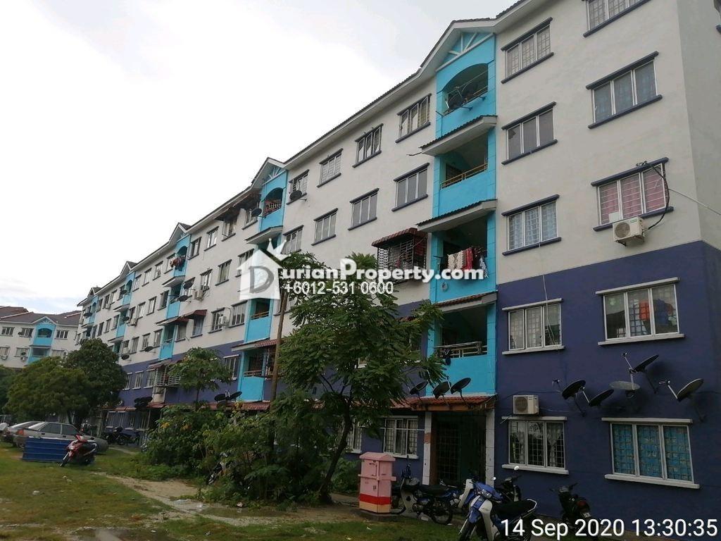 Apartment For Auction at Pangsapuri Pendamar Indah 2, Port Klang