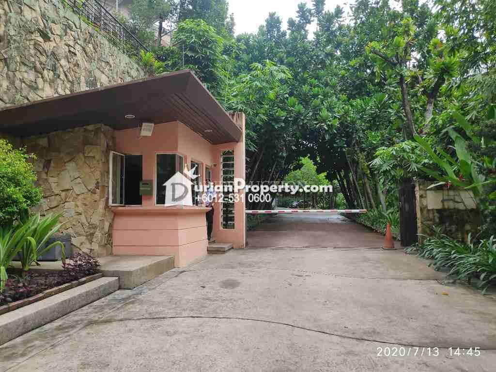 Bungalow House For Sale at Bangsar Hill, Bangsar