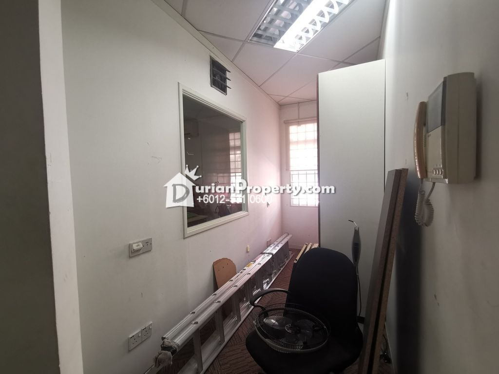 Shop Office For Sale at Rampai Business Park, Setapak