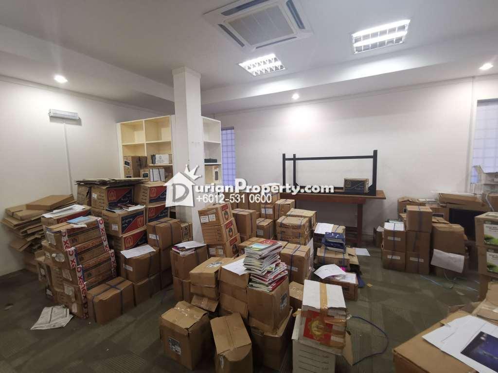 Shop Office For Sale at Rampai Business Park, Setapak