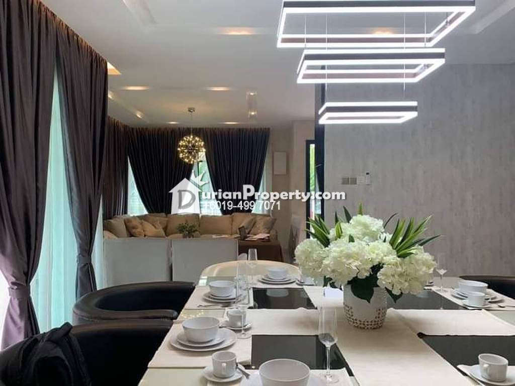 Semi D For Sale at Avanti Residences, Shah Alam