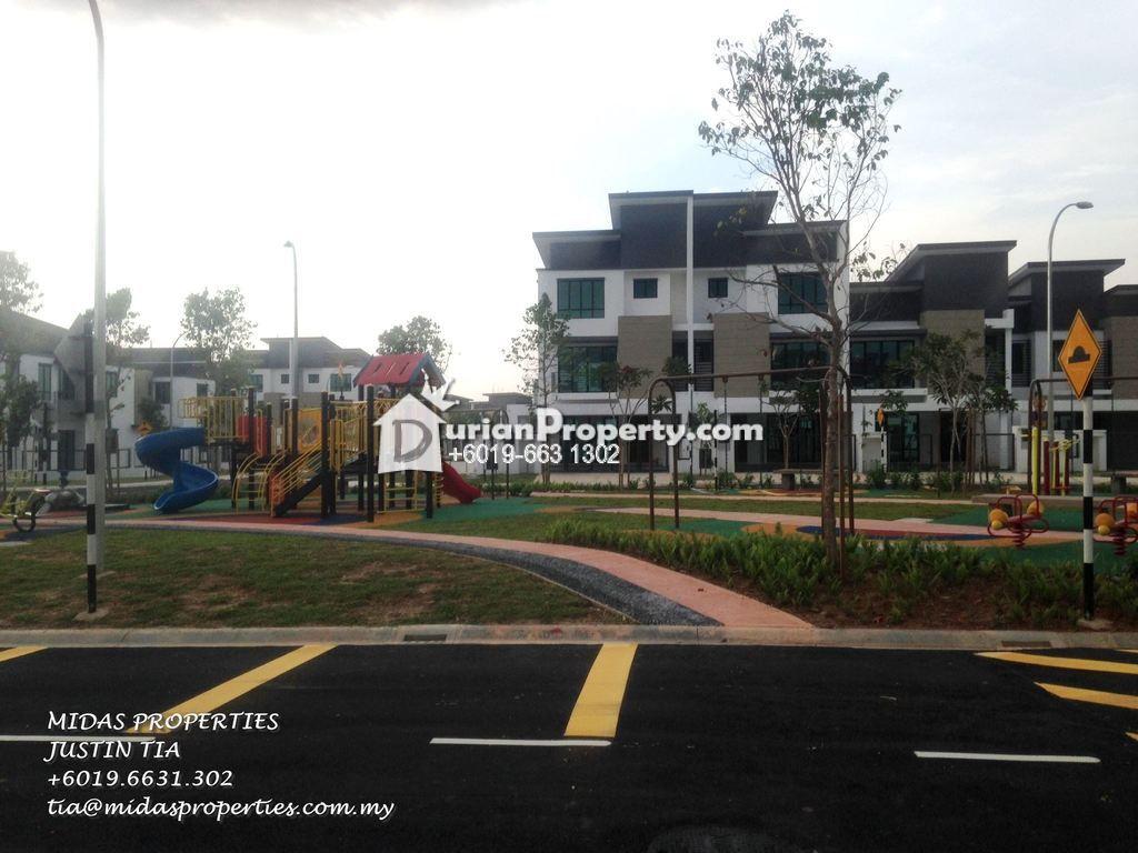 Superlink For Sale at TTDI Alam Impian, Alam Impian