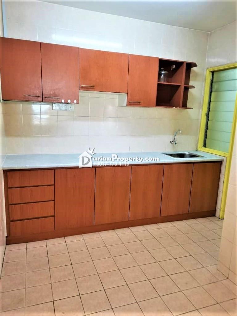Serviced Residence For Rent at Prima Regency, Johor Bahru