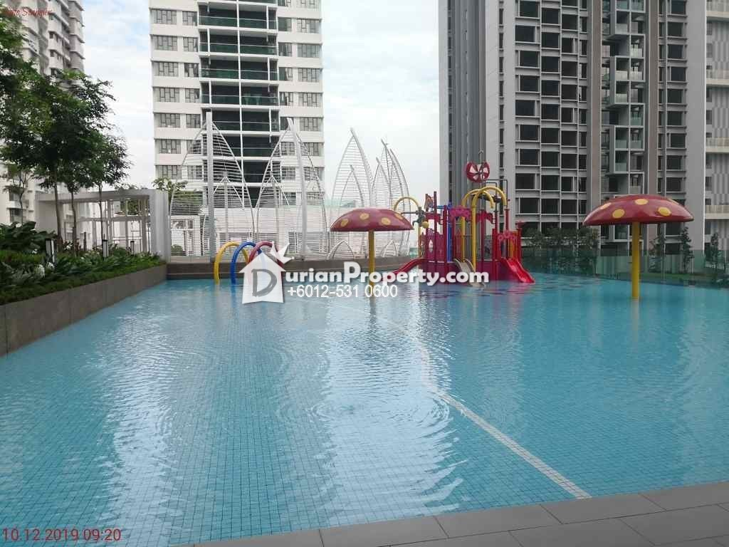 Apartment For Auction at Twinz Residences, Bandar Puchong Jaya