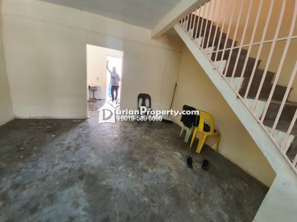 Terrace House For Sale at Taman Sri Jeram, Masjid Tanah