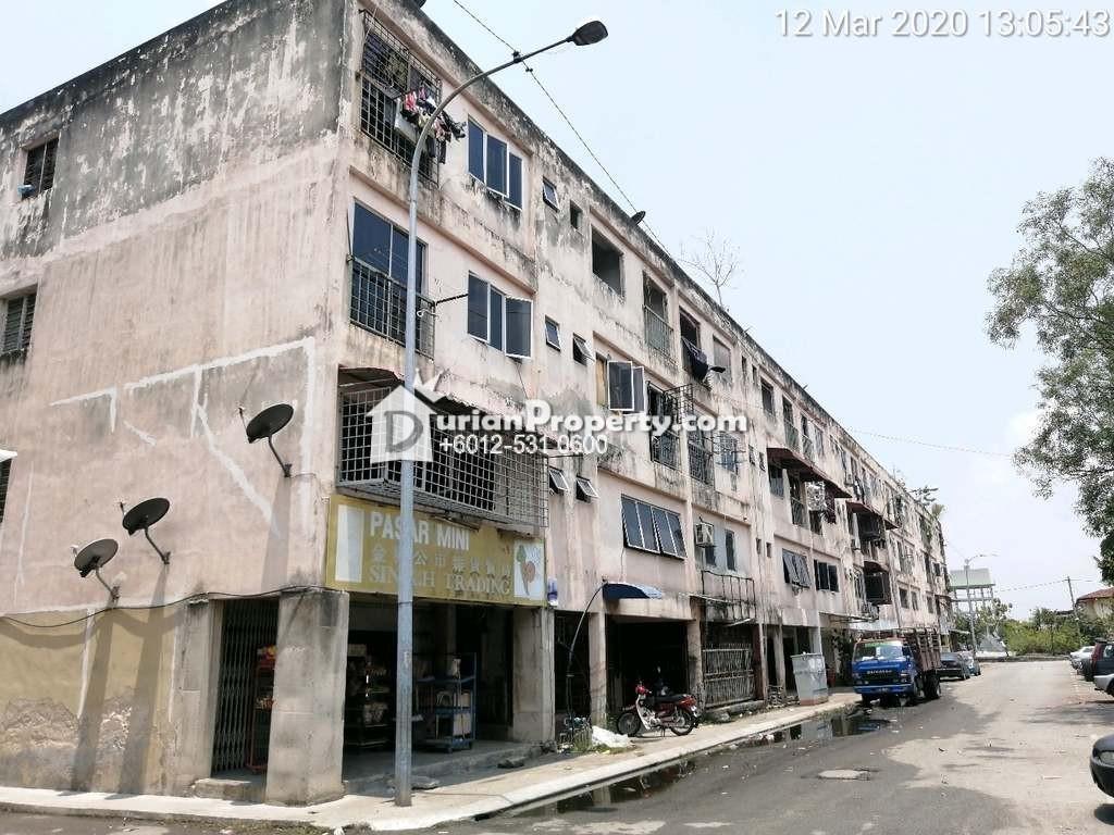 Apartment For Auction at Pandamaran, Port Klang