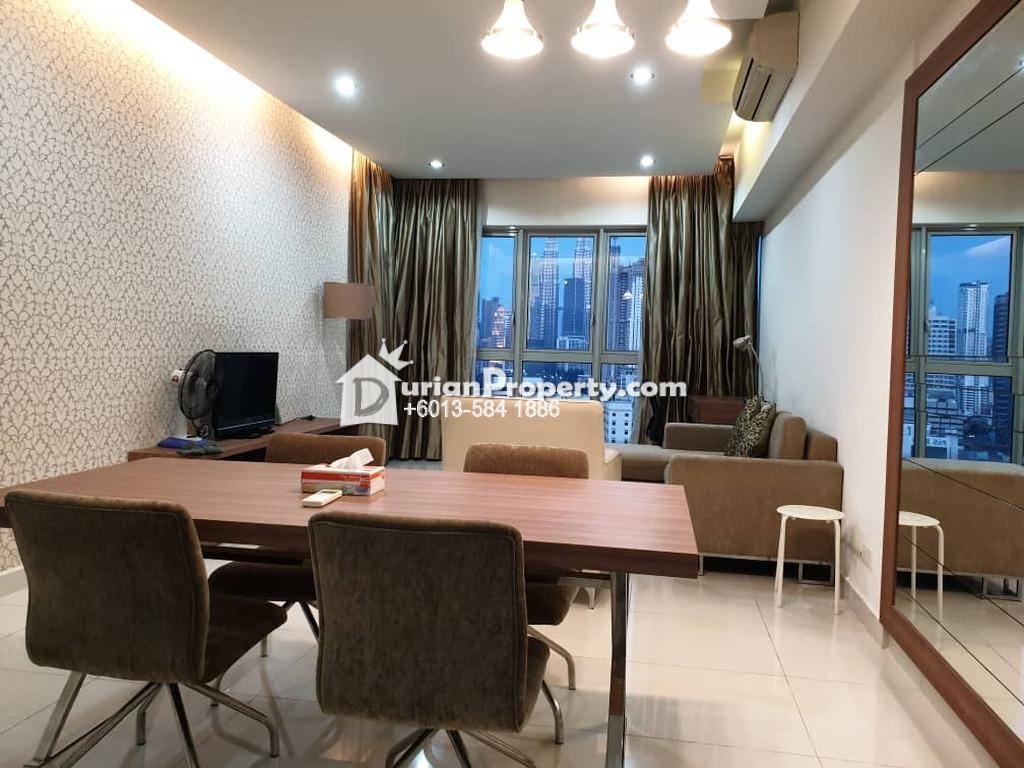 Condo For Rent at Regalia, Putra