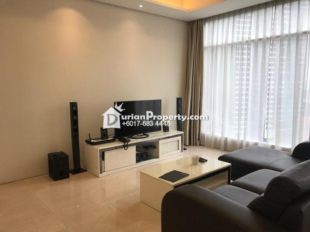 Condo For Rent at Quadro Residences, KLCC