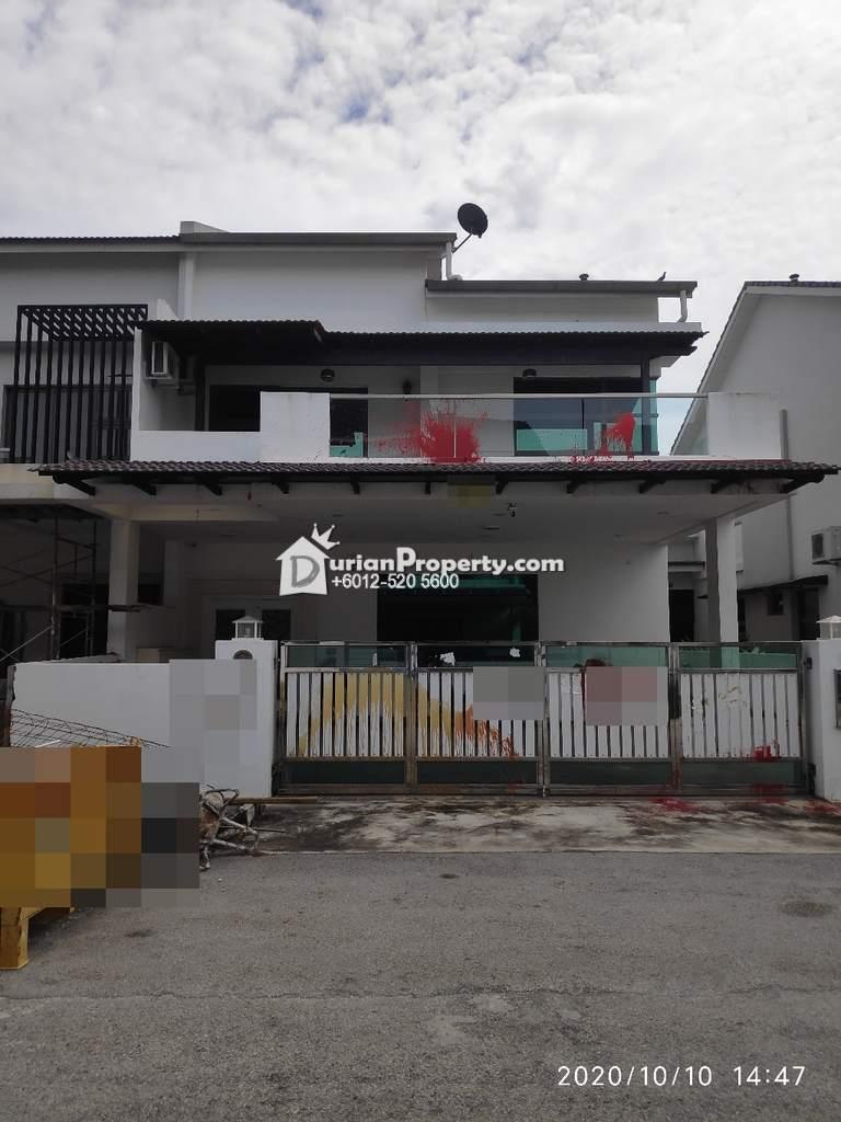 Semi D For Auction at Taman Cengkeh Indah, Kampung Bagan Lalang