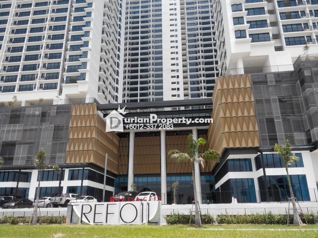 Serviced Residence For Rent at Trefoil, Setia Alam