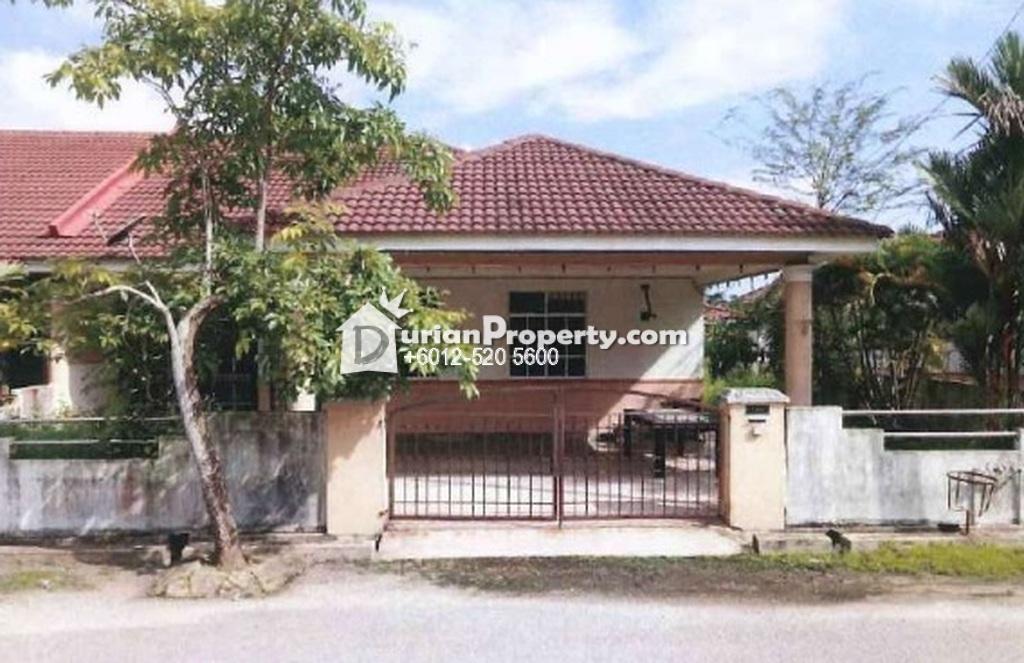 Semi D For Auction at Kampung Bukit Kuang, Kemaman