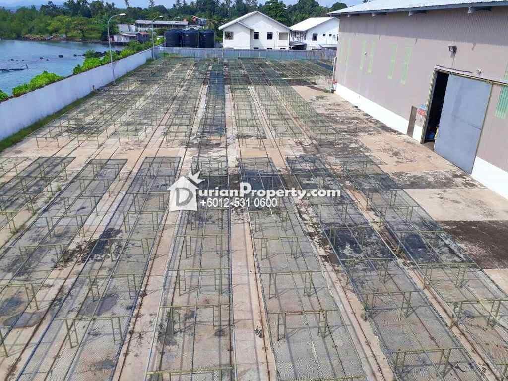 Industrial Land For Sale at Kunak, Sabah
