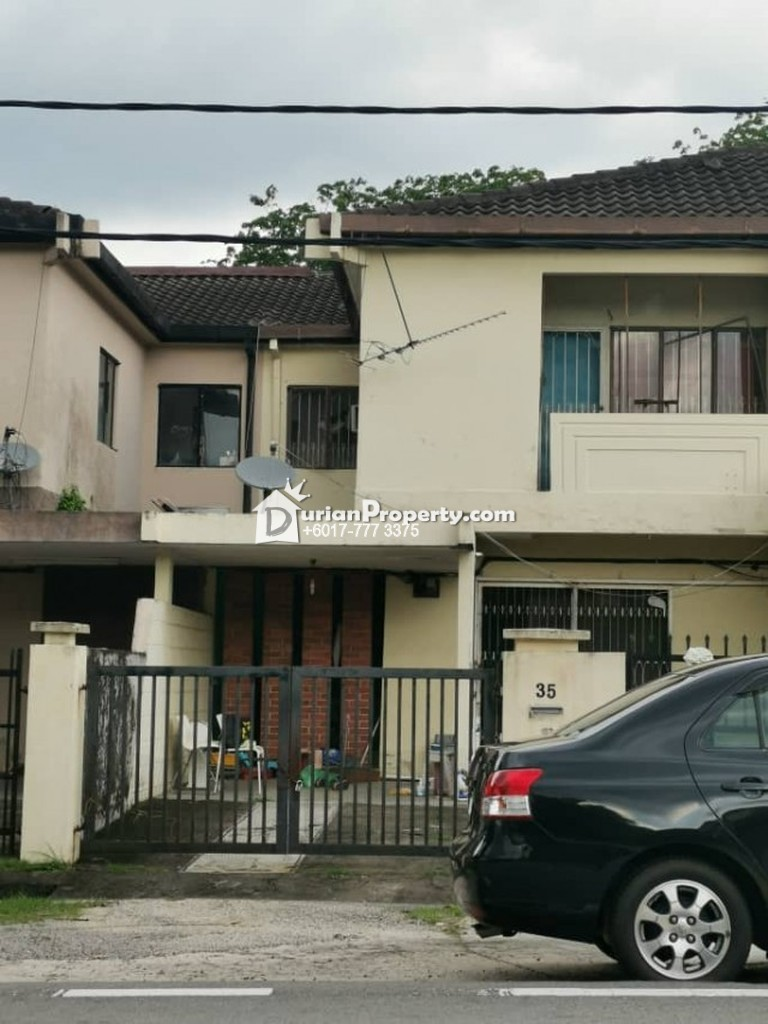 Terrace House For Rent at Plaza Damansara Utama, Damansara Utama